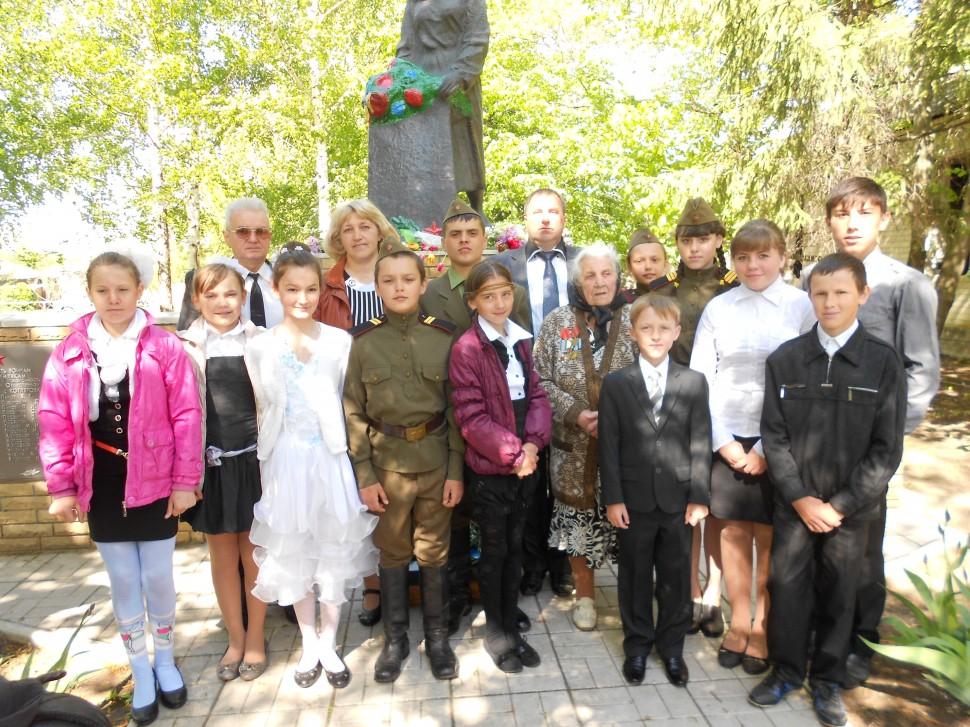 Альбом: Святкування Дня Перемоги в селі Кислівка